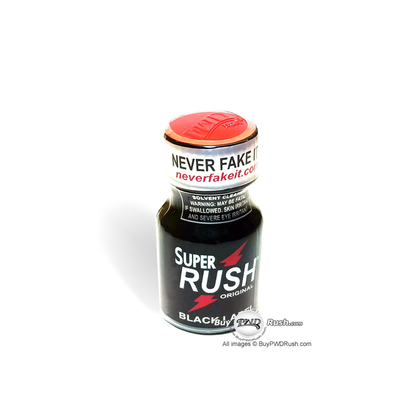 10ml PWD SUPER RUSH® Black Label